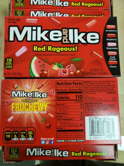 Mike ike red rageous theater