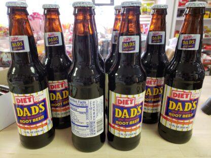 dads rootbeer diet