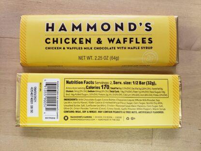 hammonds chickenand waffles
