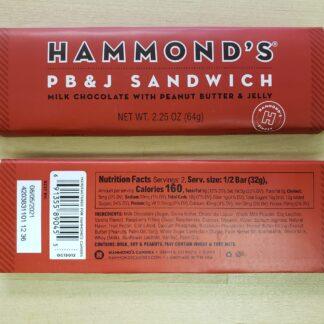 hammonds pbj