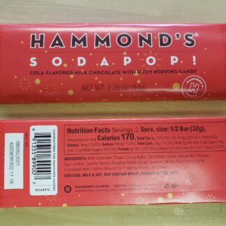hammonds soda pop