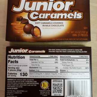 junior caramel theater