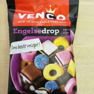 venco English licorice