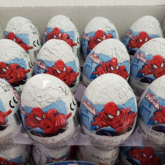 Spiderman egg