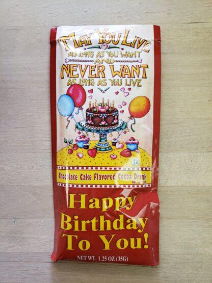 cocoa happy birthday