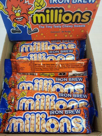 iron brew millions
