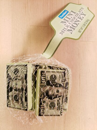 mini money bag